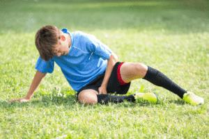 Growing Pains injury
