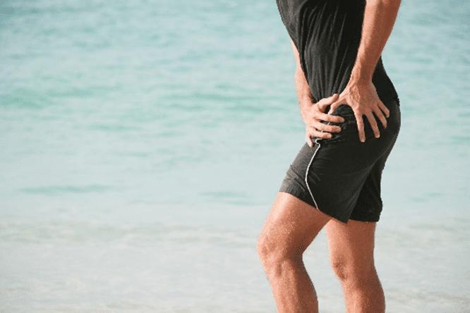 hip and pelvis pain