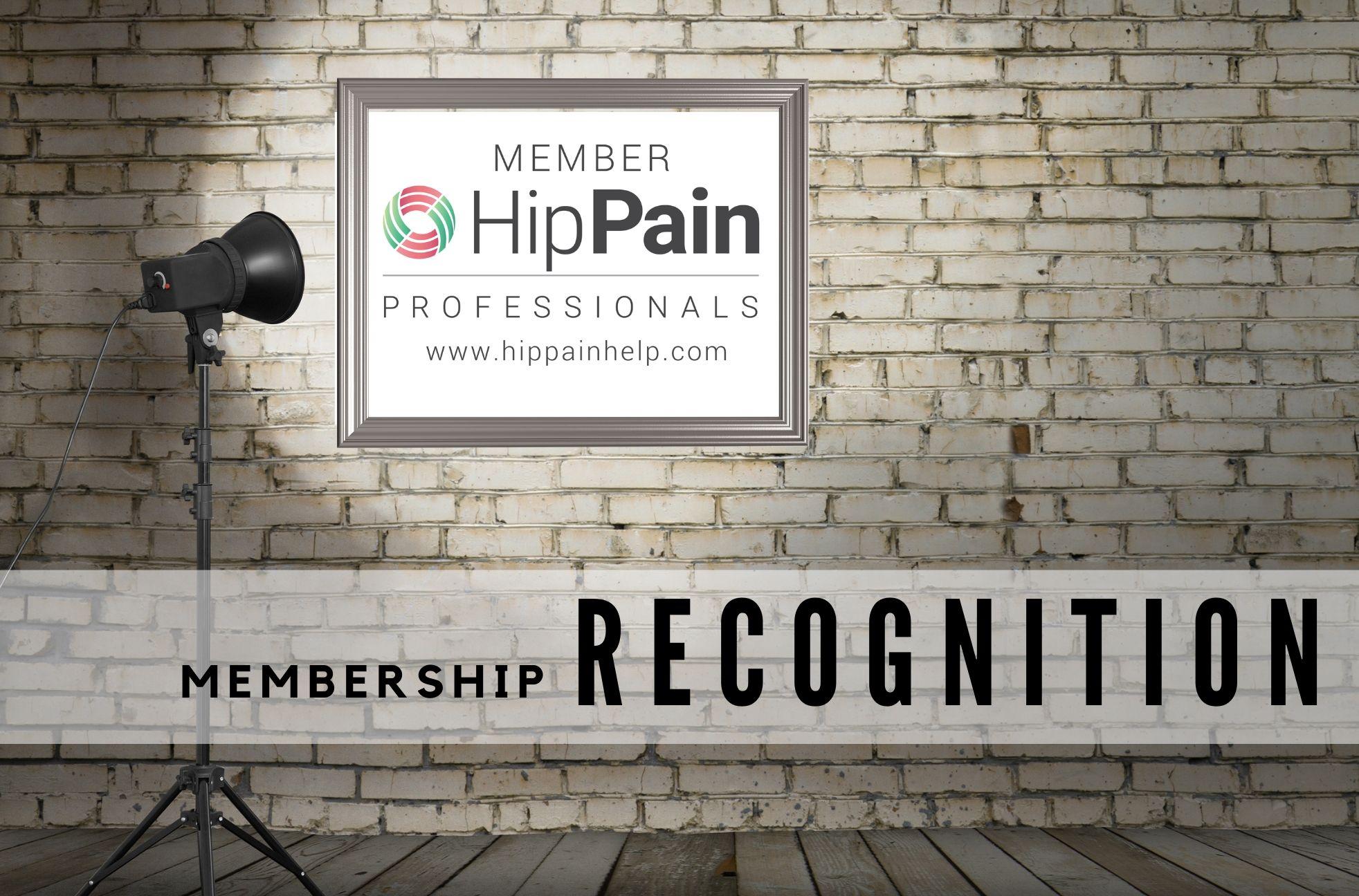 Membership Recognition