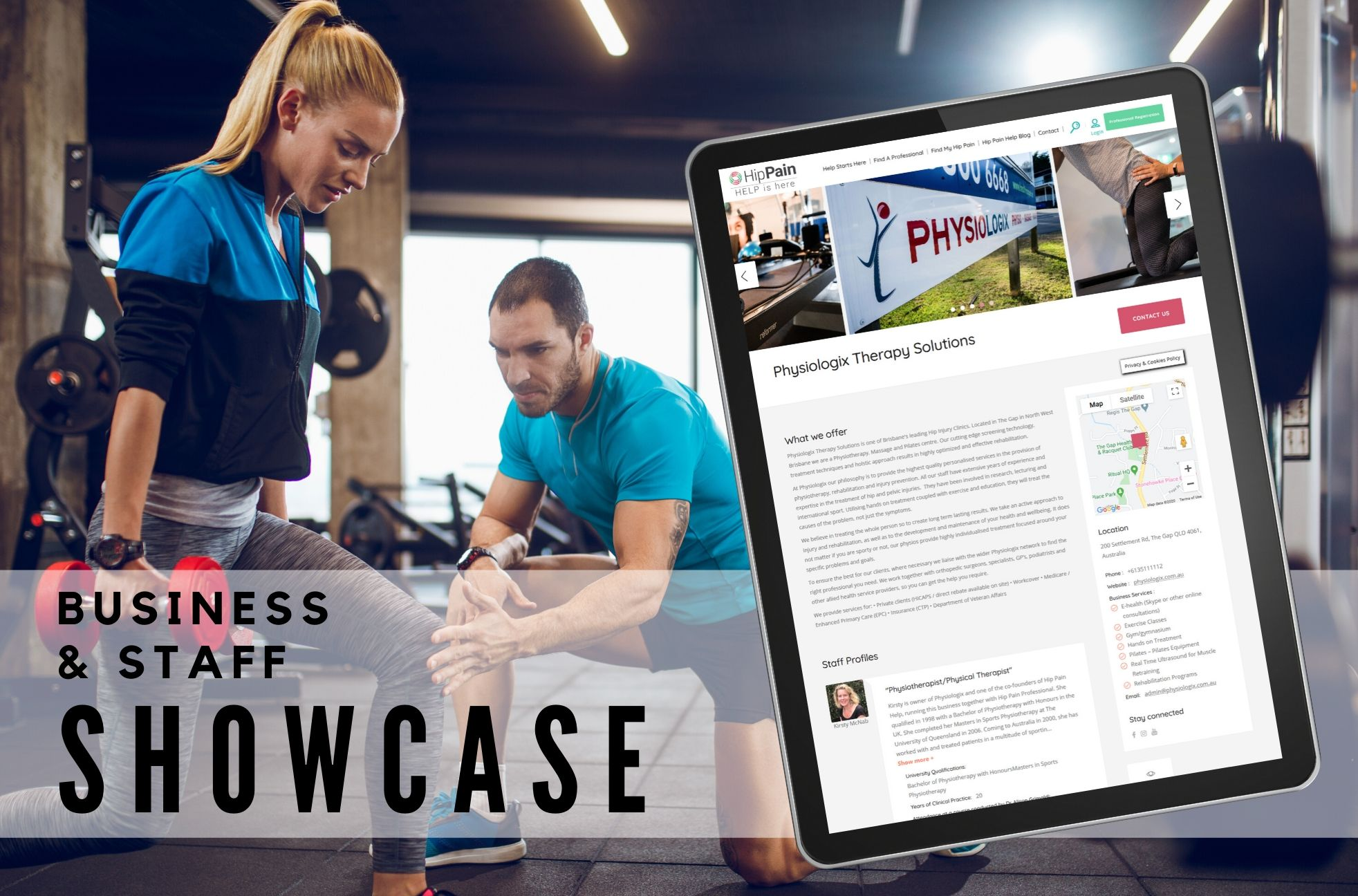 Grow your physiotherapy business