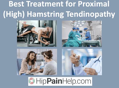 Best Treatment for Proximal Hamstring Tendinopathy header slide