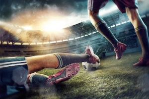 higher level spots more likely to be injured