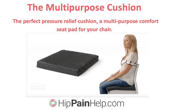 multipurpose cushion, pressure relief cushion