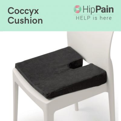 Coccyx Cushion for coccydynia or tailbone pain