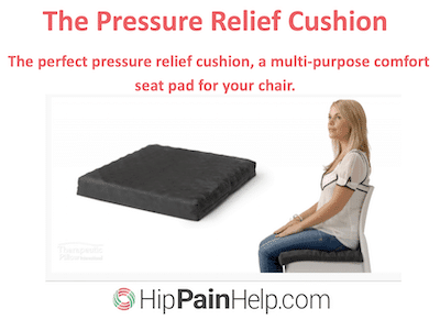 The Pressure Relief cushion