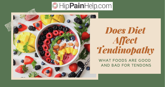does diet affect tendinopathy what foods are good for tendinopathy