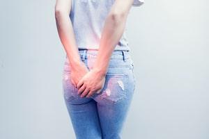 woman with Pelvic Floor Pain – Hypertonic Pelvic Floor, Vaginismus, Coccydynia
