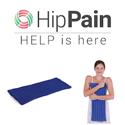 large lupin heat pack for stomach